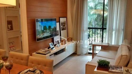 Imagem 1 de 30 de Apartamento Com 3 Dormitórios À Venda, 64 M² Por R$ 394.000,00 - Del Castilho - Rio De Janeiro/rj - Ap0079