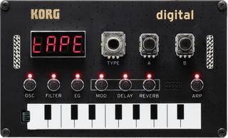 Korg Nts-1 Kit Sintetizador Digital Programable