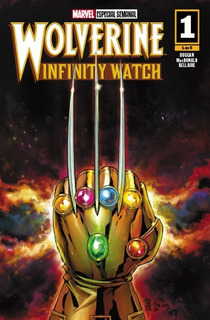 [español] Wolverine Infinity Watch #1 (de 5)