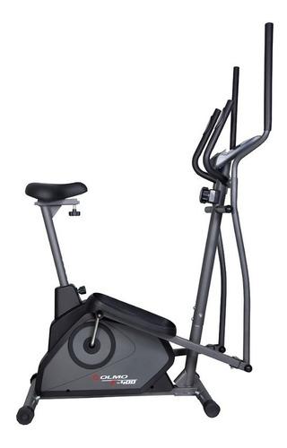 Caminador Elíptico Olmo 400 Magn C/asiento + Envio Gratis