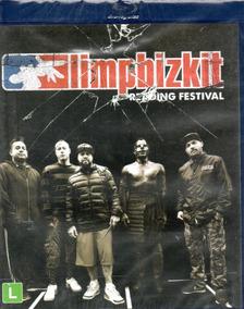 Blu-ray - Limp Bizkit - Reading Festival - Lacrado
