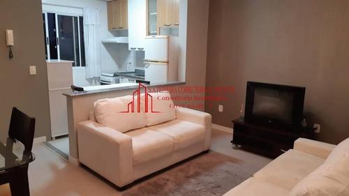 Apartamento Mobiliado Centro De São Bernardo Do Campo 01 Dorm - Venda - 1505