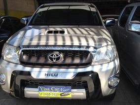 Toyota Hilux 3.0 2009 Srv Cab. Dupla 4x4 Aut. 4p