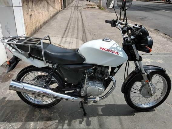 Honda Cg-150 Cg 150 Ks Job