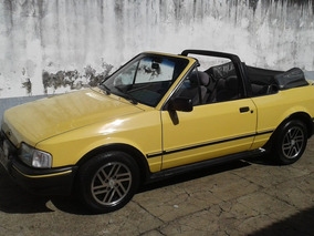 Ford Escort Xr3 1.8 / 1.6 Conversivel
