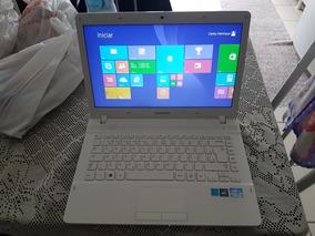 Ativ Book Samsung - Processador I5 - Branco