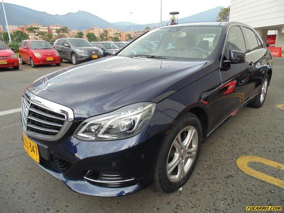 Mercedes Benz Clase E 250 Cgi