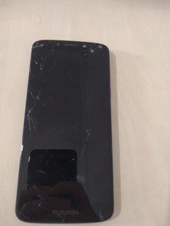 Celular Moto E5, Platinum,16gb