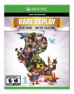 Rare Replay Son 30 Juegos Fisico Nuevo Y Sellado