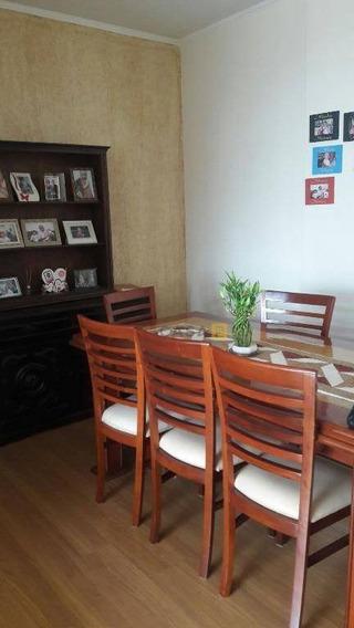 Apartamento Residencial À Venda, Santa Cruz, Americana. - Ap0043