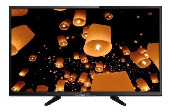 Tv Monitor Led 22 Kanji Hd 720p Hdmi Vga Usb Av Rf Parlantes