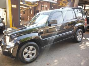Cherokee Sport 2009 Aut 4x4 +mais Nova De Sp+blindada