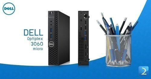 Desktop Dell Optiplex 3060 Micro 8ª Geração Intel