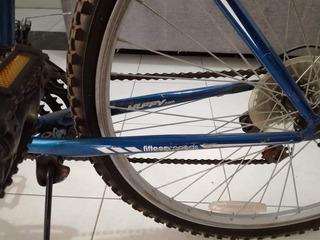 Bicicleta Marca Huffy. Rodada 26 . Seminueva