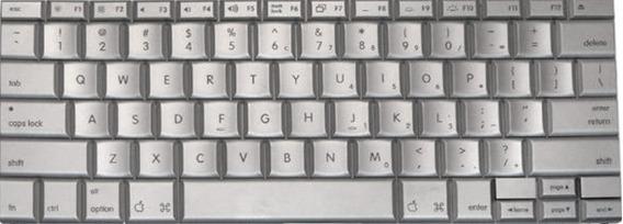 Teclas Teclado Macbook Pro 15 A1150 A1151 A1211 A1226 A1260