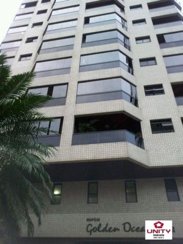Apartamento  Residencial À Venda, Ponta Da Praia, Santos. - Ap0045