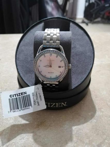 Reloj Citizen Mujer Nuevo Fe1144-85a