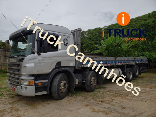 Scania P310 Bitruck 8x2 Ano 2013/13 Automático = Vm330 3030