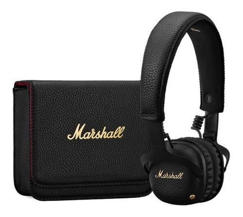 Audífonos Marshall Bluetooth Mid Cancelación De Ruido