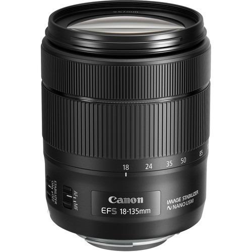 Lente Canon 18-135mm F/3.5-5.6 Is Usm Ef-s Nano (lancamento)
