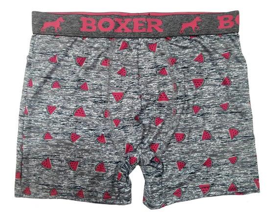 Boxer Original Sublimados - Microfibra Flex® - Deportes - Futbol Rugby Ciclismo Running Training Gym Montaña - Pack X 10