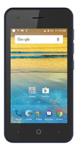 Imagen 1 de 4 de ZTE Blade L130 Dual SIM 8 GB azul 512 MB RAM
