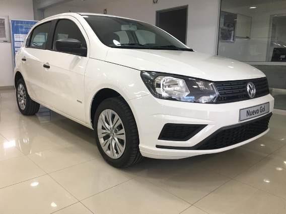 Volkswagen Gol Trend 1.6 Trendline 101cv Manual 2020 Vw 0km