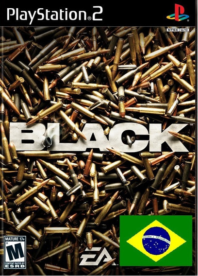 Patch Black Playstation 2 Em Português Ps2 + Super Brinde!