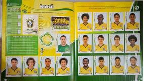 Figurinhas Avulsas Album Copa 2014 Brasil Originais Complete