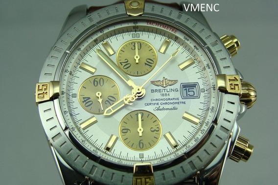 Breitling Chronomat Evolution Acero Y Oro B13356