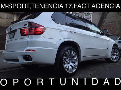 Bmw X5 Sport Tenencia 2017 Factura Original