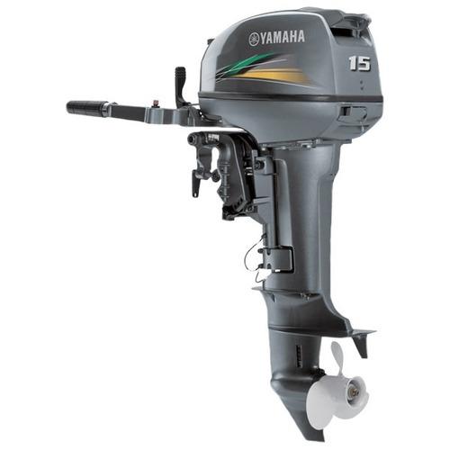 Imagem 1 de 8 de Motor De Popa Yamaha 15 G Hp