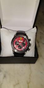 Relogio Ferrari Daytona Cronografo Vermelho