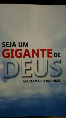 Livro Seja Um Gigante De Deus Itamar Fernandes