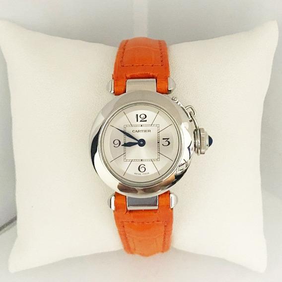 Reloj Dama Cartier Pasha Original