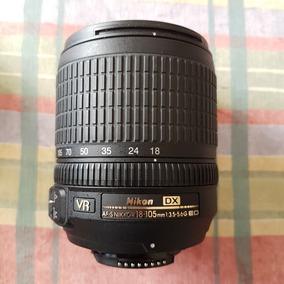 Nikon Dx 18-105mm 1:3.5-5.6 G Ed *leia Todo O Anúncio