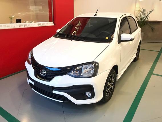 Toyota Etios Xls Automático 5 Puertas 0 Km