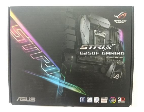 Asus Rog Strix B250f Gaming 6 E 7 Geração