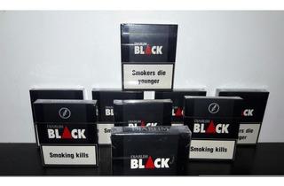 Cigarrillos Jet, Djarum Black