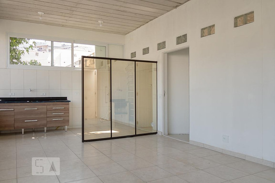 Casa Para Aluguel - Jardim São Caetano, 2 Quartos, 55 - 893048559
