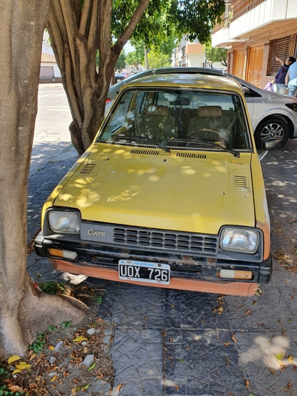 Daihatsu Cuore Cuore 1980 Original