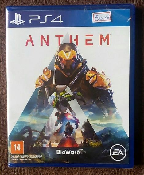 Anthem Para Playstation 4