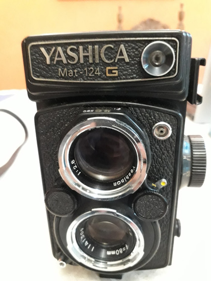 Camera Yashica Mat-124g (nova) Vintage