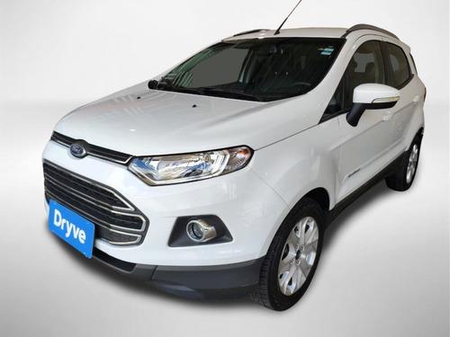 Ford Ecosport Titanium 2.0 16v Powershift Flex
