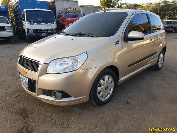 Chevrolet Aveo Coupe Lt Automatico