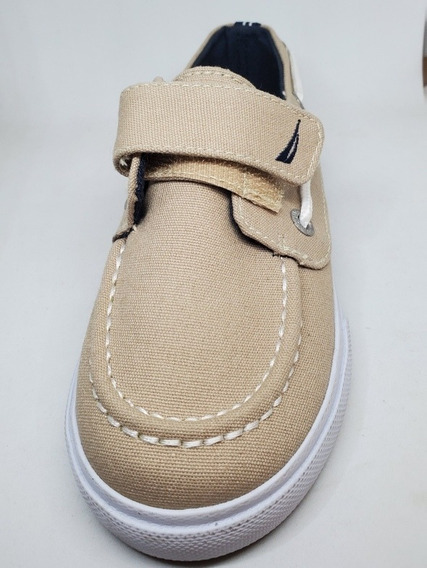 Zapato Nautico Marca Nautcia Comprdo En U.s.a Talle 9 (30cm)