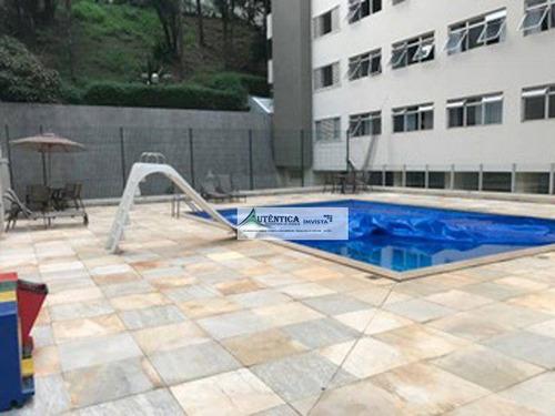 Imagem 1 de 21 de Cobertura Residencial À Venda, Sion, Belo Horizonte - Co0091. - Co0091