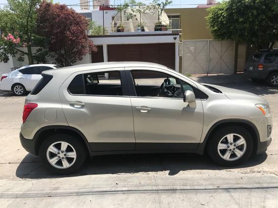 Chevrolet Trax Lt 2013 Automatica Un Solo Dueño