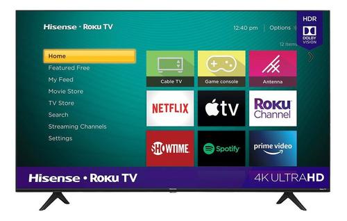 "Imagen 1 de 8 de Smart TV Hisense R6 Series 43R6090G5 LED 4K 43"" 120V"