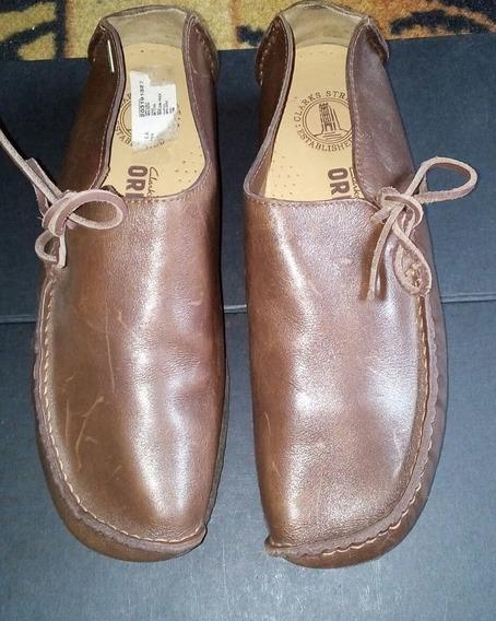 Zapatos Marca Clark Para Caballeros Zapatos en Mercado